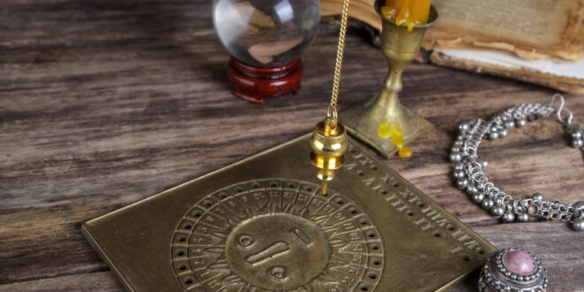 Create Your Pendulum and Divination Board Today
